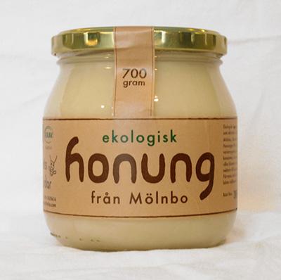 Ekologisk Honung från Mölnbo