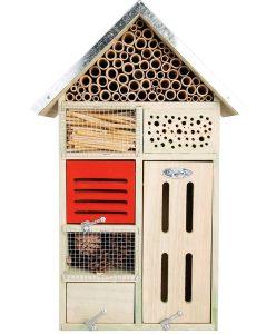 Insektshotell XL - Bakker
