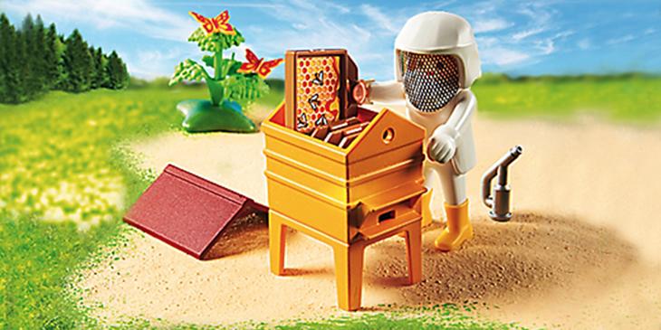 Playmobild - Biodlare - Biodling