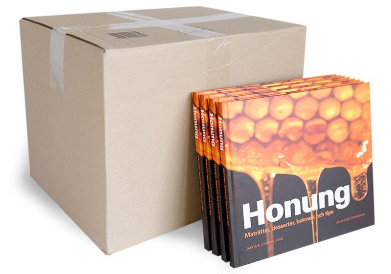 Honungsbok för återförsäljare