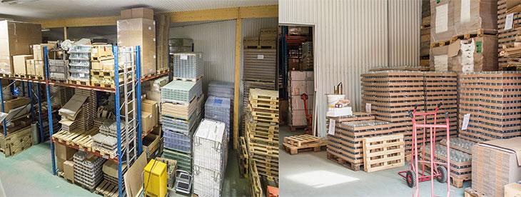 Biodlarbesök hos Biredskapsfabriken