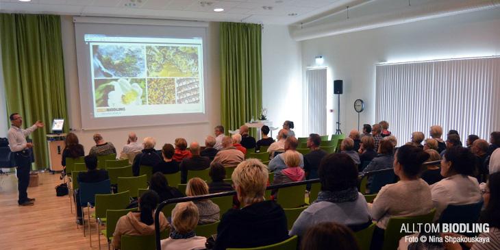 Biodling / Biodlare - Föreläsning / Föreläsare