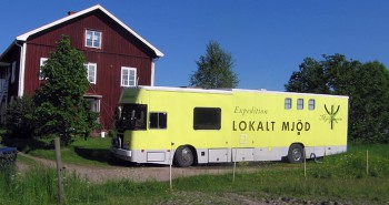 Expedition lokalt mjöd. Foto Mjödhamnen.