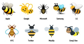 Honeybee emoji - Bee emoji