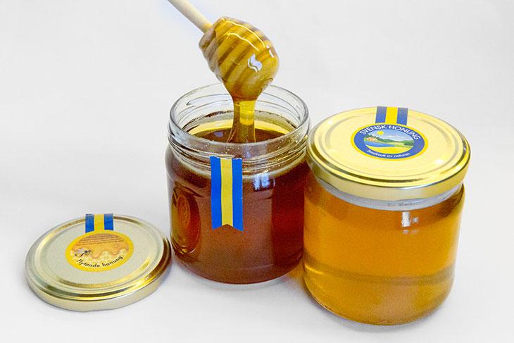 Honungssigillet - Sigill för din honung