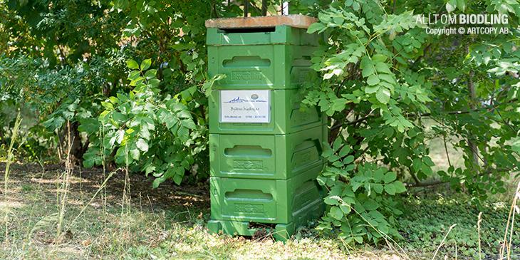 Trädgårdskupan - Hyr bin för pollinering och honung