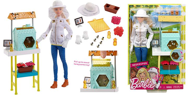 Barbie Beekeeper - Biodlare - Biodling Foto Mattel / Barbie