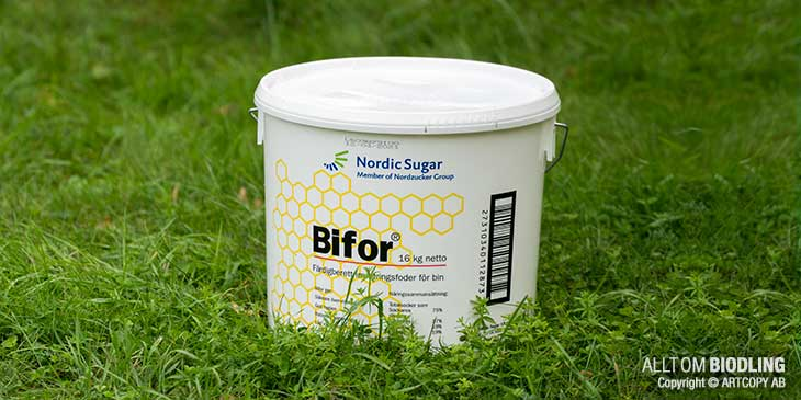 Bifor - Vinterfoder - Biodling