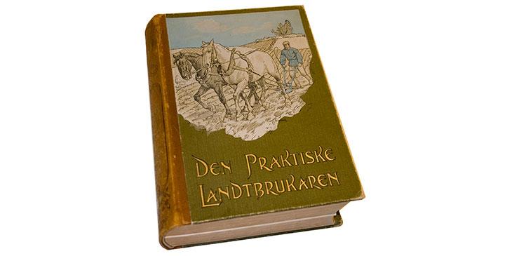 Den praktiske lantbrukaren - bok