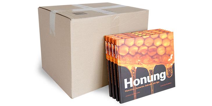 Bok om honung - Återförsäljare