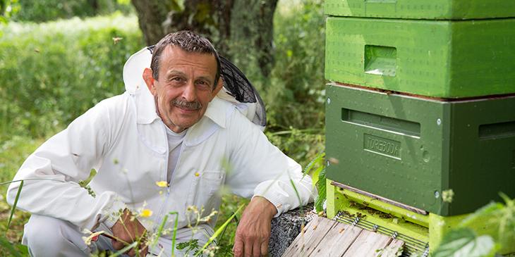 Johann Lang - Biodlare - Biodling