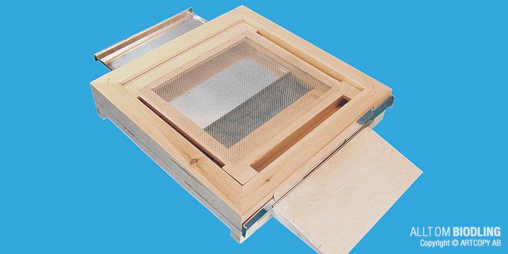 Varroabotten - Biredskap - Biodling